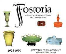Fostoria Fine Crystal & Colored Glasswar:  A Treasury of Blunders and Bloopers from Church Bulletins and Newsletters