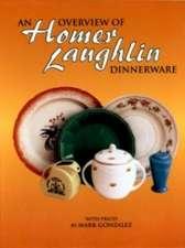 An Overview of Homer Laughlin Dinnerware
