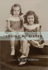 Losing My Sister