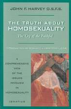 Truth about Homosexuality