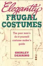 Elegantly Frugal Costumes