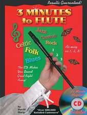 3 Minutes to Flute: As Easy as 1, 2, 3!