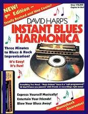 Instant Blues Harmonica (6-Copy Prepack)