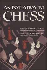 An Invitation to Chess:  A Picture Guide to the Royal Game