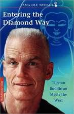 Entering the Diamond Way:  My Path Among the Lamas