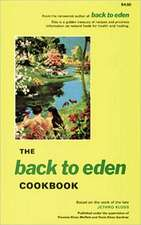 Back to Eden Cookbook
