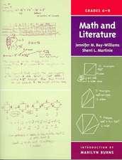 Math and Literature, Grades 6-8