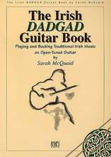 Irish Dadgad Guitar Book