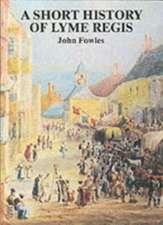A Short History of Lyme Regis