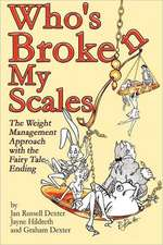 Who's Broken My Scales