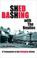 Shed Bashing with the Beatles