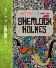 Colour in Classics: Sherlock Holmes