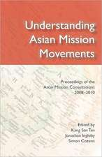 Understanding Asian Mission Movements