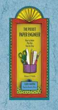 The Pocket Paper Engineer, Volume 3: V-Folds: How to Make Pop-Ups Step-by-Step