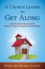 A Church Learns to Get Along