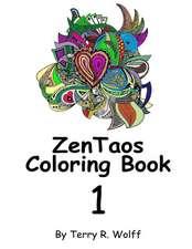 Zentaos Adult Coloring Book