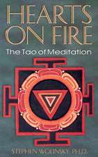 Hearts on Fire:  The Tao of Mediation, the Birth of Quantum Psychology