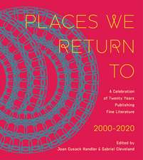 Places We Return To