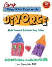Cory Helps Kids Cope with Divorce
