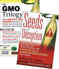 Seeds of Deception & Gmo Trilogy (Book & DVD Bundle) [With CD/DVD]