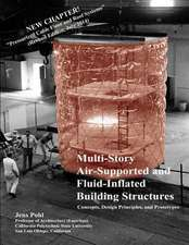 Multi-Story Air-Supported and Fluid-Inflated Building Structures-Revised Edition