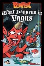 Pewfell in What Happens in Vagus