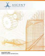 AutoCAD 2015 Update for AutoCAD 2013/2014 Users
