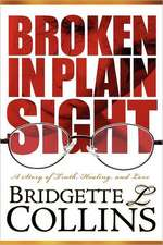 Broken in Plain Sight:  A Story of Truth, Healing, and Love