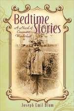 Bedtime Stories:  A Novel of Cinematic Wanderlust