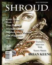 Shroud 1:  The Journal of Dark Fiction and Art