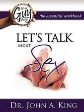 Let's Talk about Sex Workbook