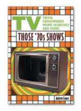 Those '70s Shows: TV Trivia & Puzzles