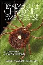 Treatment of Chronic Lyme Disease