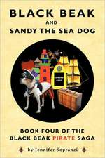 Black Beak and Sandy the Sea Dog