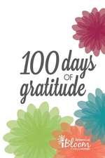 100 Days of Gratitude Journal