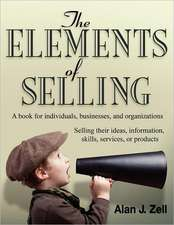 The Elements of Selling
