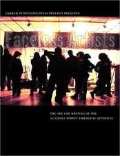 Faceless Artists