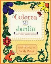 Colorea Mi Jardin