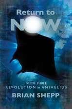 Return to Now, Book 3:  Revolution in Anjhelius