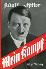 Mein Kampf (german Language Edition)
