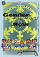 Gender Now Activity Book:  School Edition