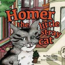 Homer the Little Stray Cat