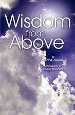 Wisdom from Above:  The Camping Trip