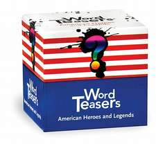 Wordteasers American Heroes Cards