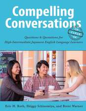 Compelling Conversations-Japan