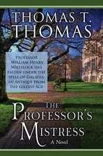 The Professor's Mistress