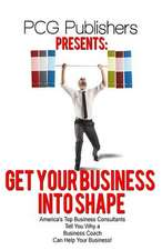 Get Your Business Into Shape