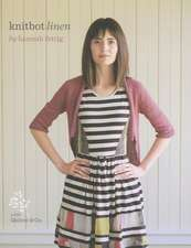 Knitbot Linen:  Six Unstructured Knits