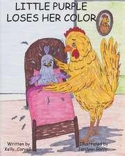 Little Purple Loses Her Color