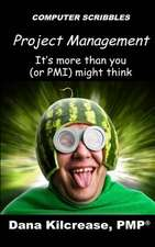 Project Management - It's More Than You (or PMI) Might Think